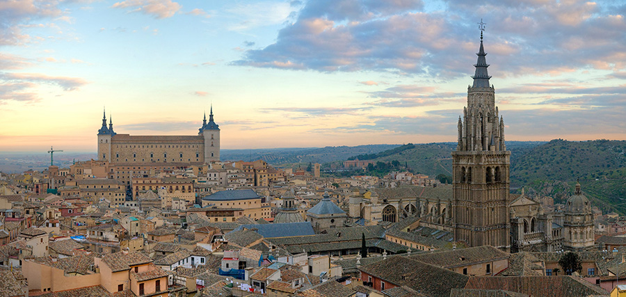 "Your wedding in Toledo is ""hattrick"": tourism, culture, leisure and Madrid"